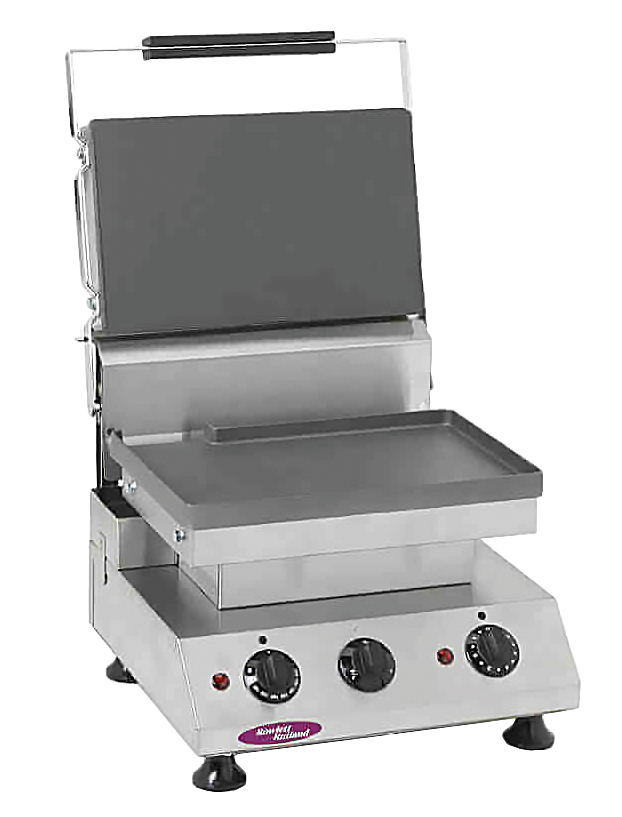 RE100-PING Flat Plate Contact Grill