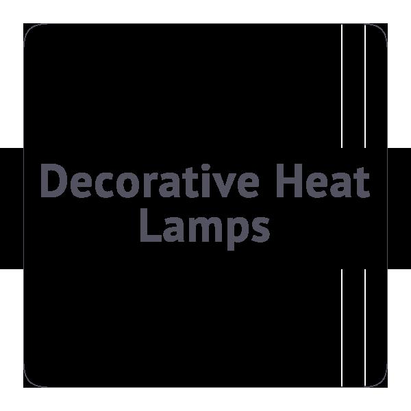 Decorative Heat Lamps