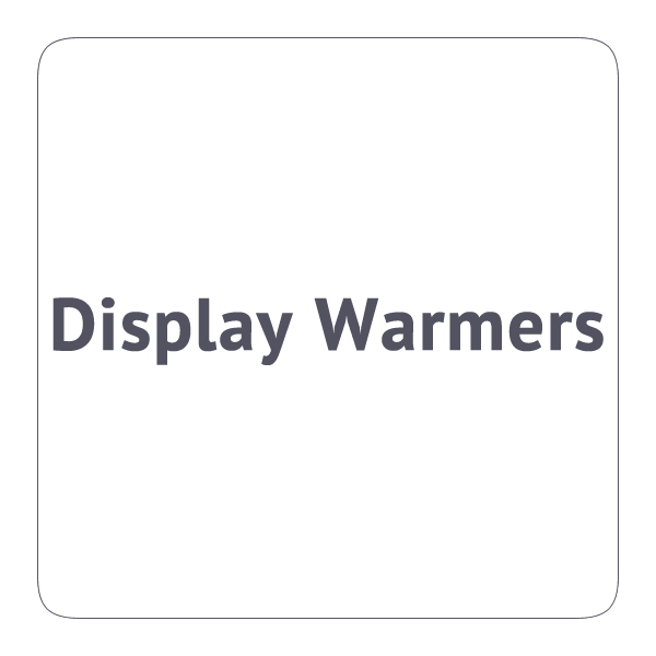 Display Warmers