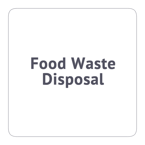 Food Waste Disposal