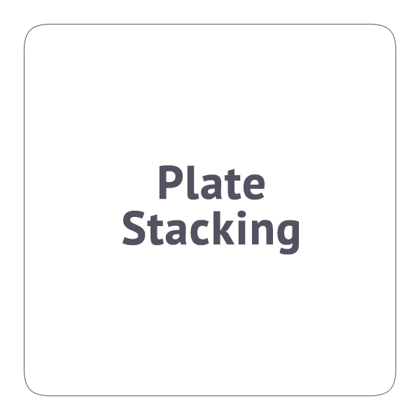 Plate Stacking