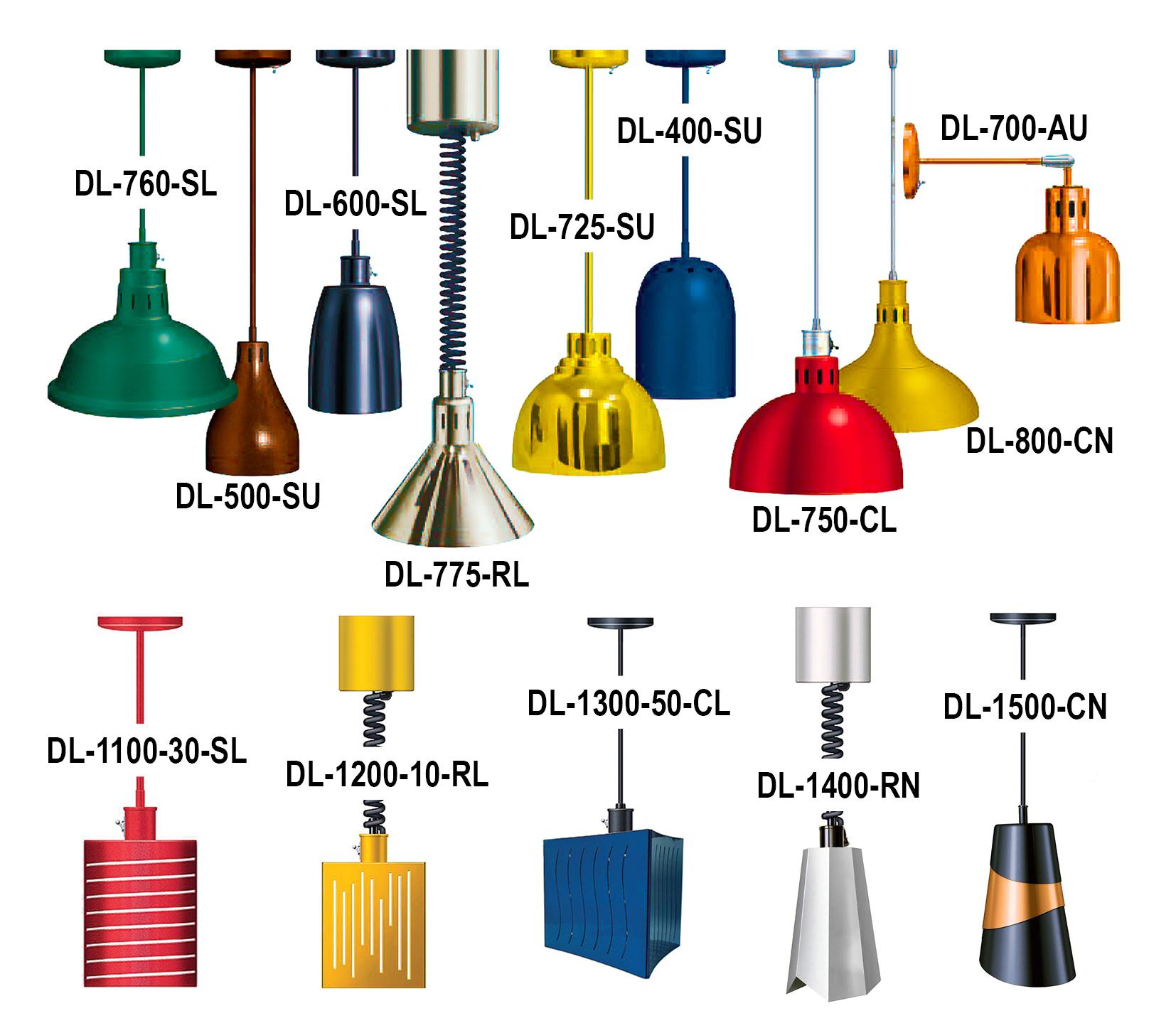 food service machinery dl decorative heat lamps. Black Bedroom Furniture Sets. Home Design Ideas