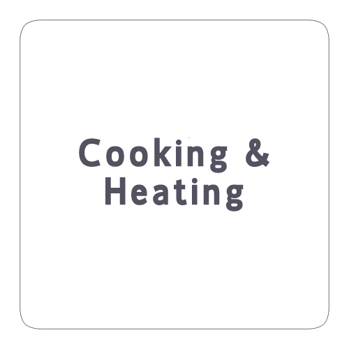 Cooking & Heating